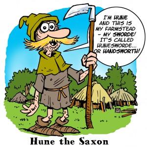 Hune the Saxon
