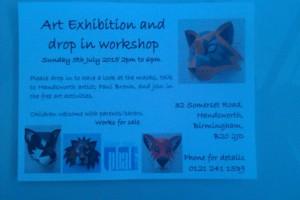 Art exhibition - 11234043_1073588829323457_3218361601333863559_n